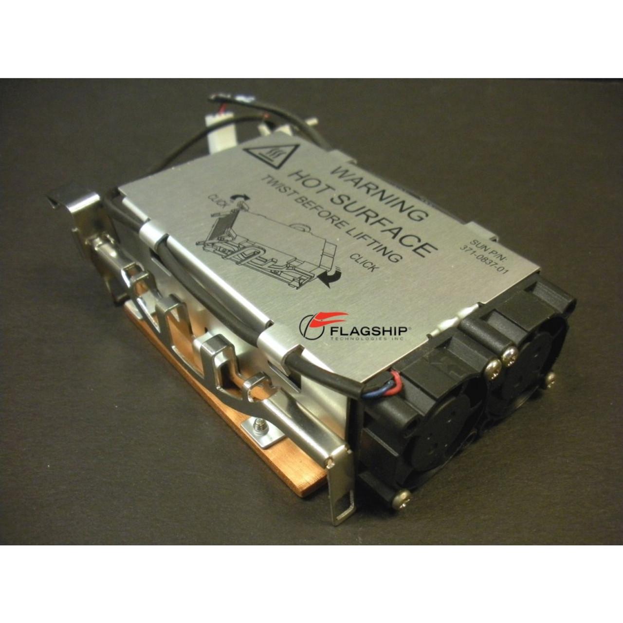 Sun CPU HEATSINK//FAN V210//240 Model# 371-0837