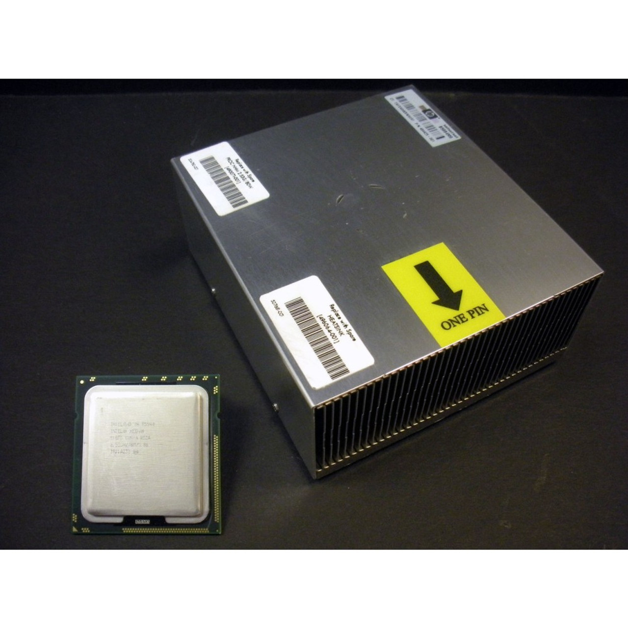 HP DL380 G6 INTEL XEON X5550 2.66GHZ CPU KIT 492234-B21