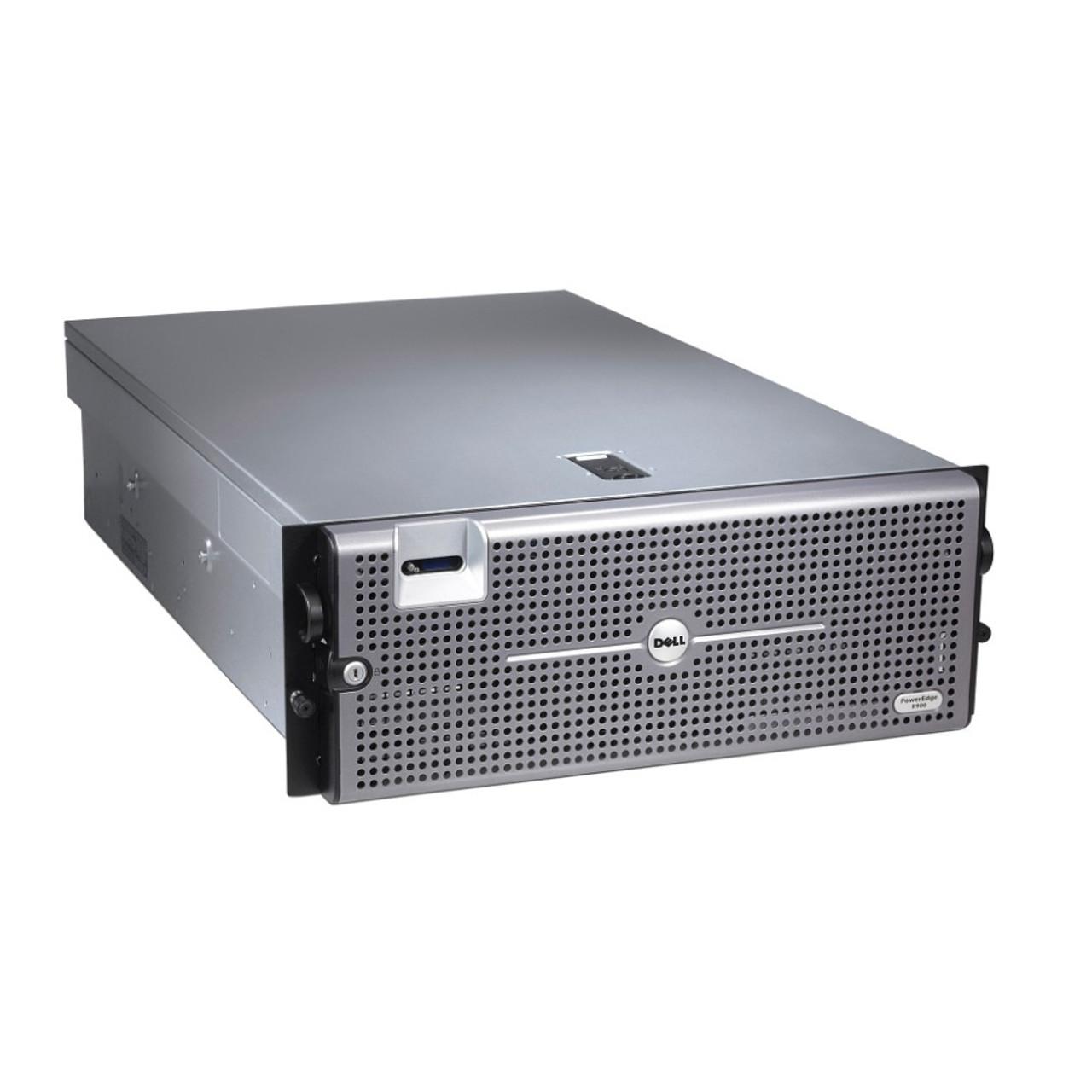 Dell Poweredge 2950 III 2x Xeon E5420 2.5ghz Quad Core 16gb 6x 73gb 15k Raid