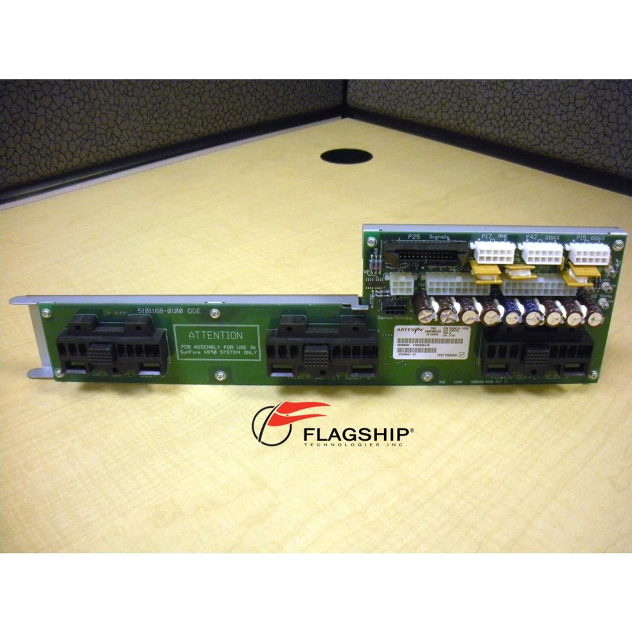 Sun 375-3405 DC Power Distribution Board for V890