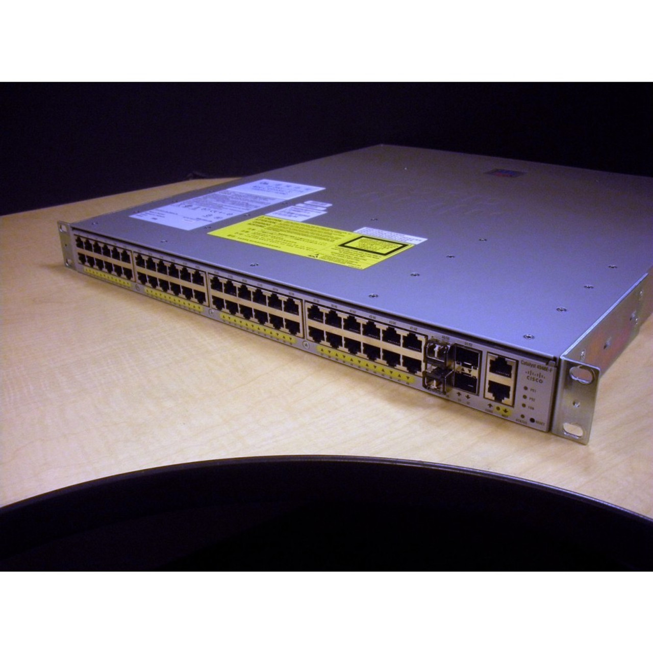 Cisco WS-C4948E-F Catalyst 4500 Series 48 Port Switch
