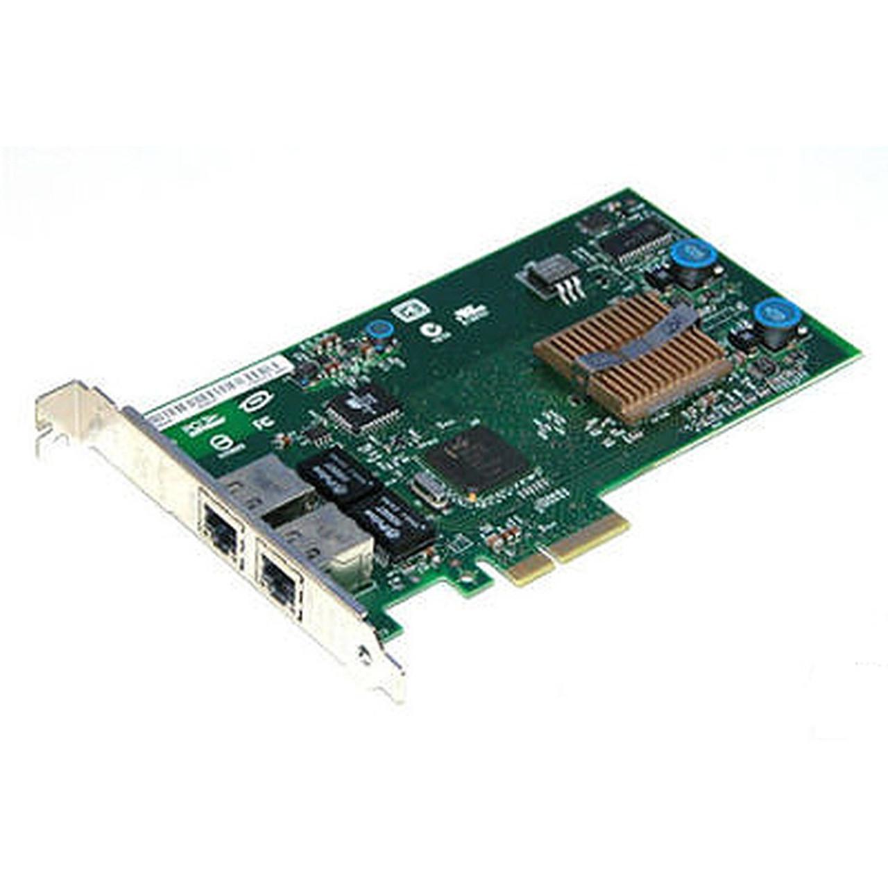 Dell Intel PRO1000PT PCI-E Dual Port Network Card Adapter XF111