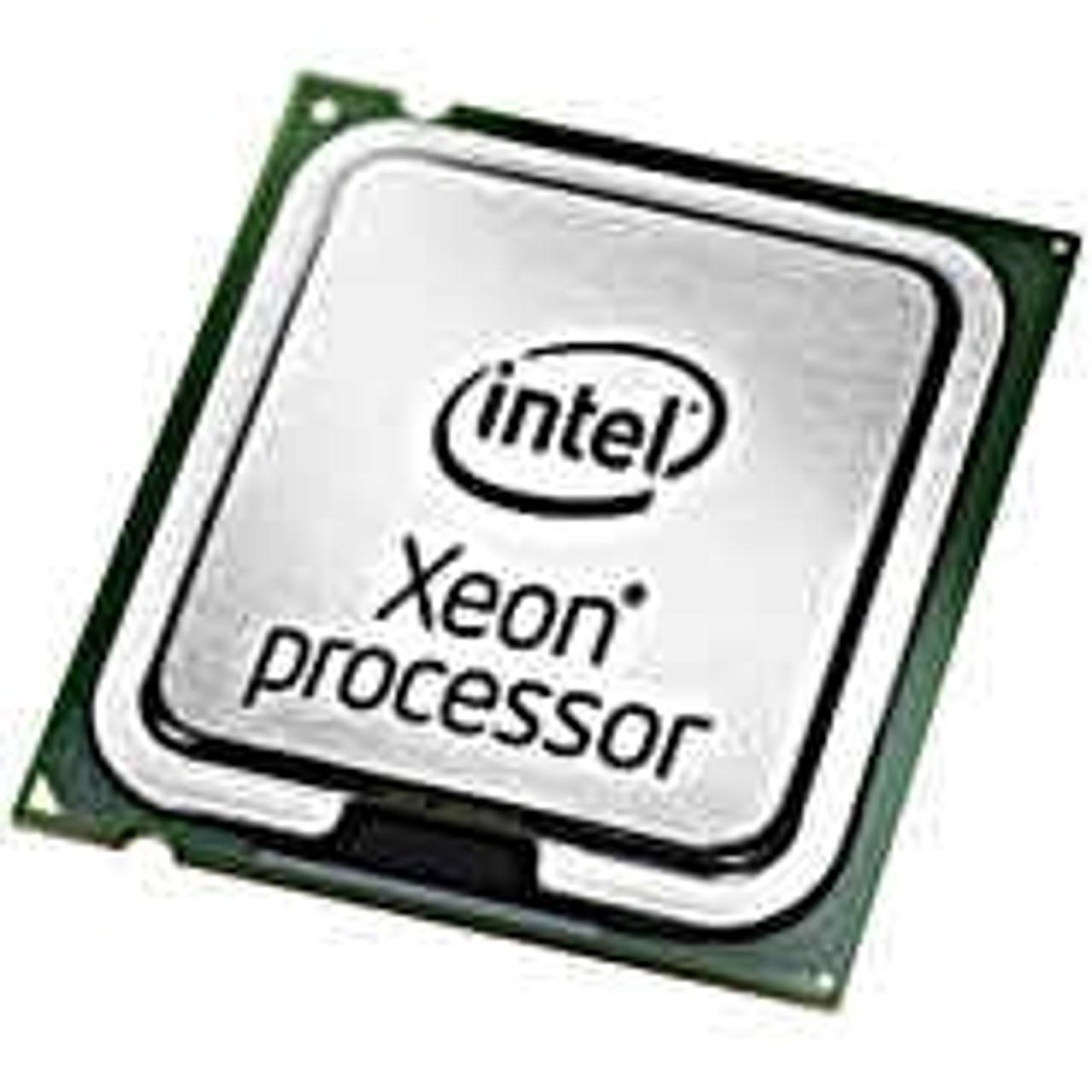 Intel Xeon 5000/5100 Dual-Core CPUs