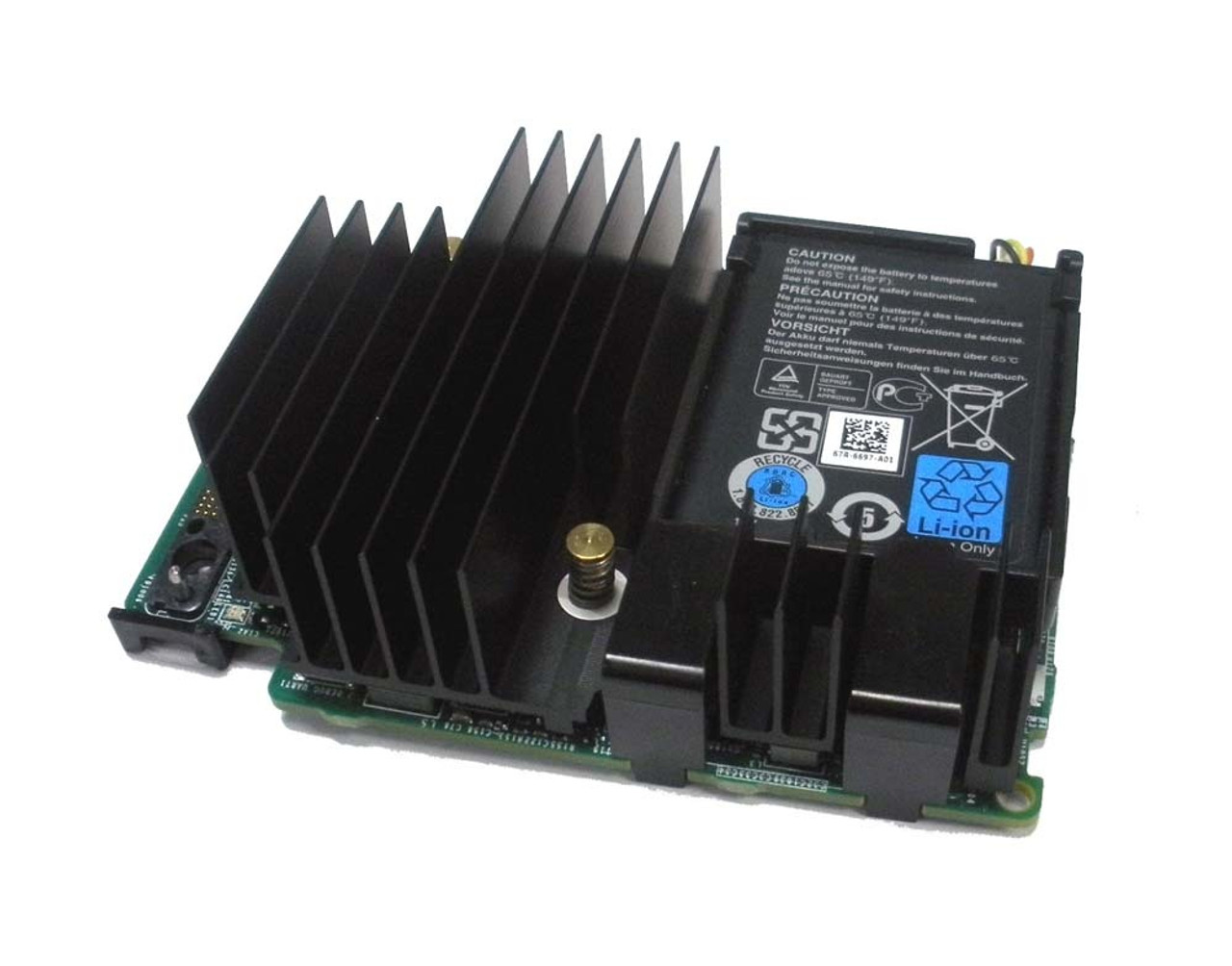 Dell PowerEdge R730 Controllers