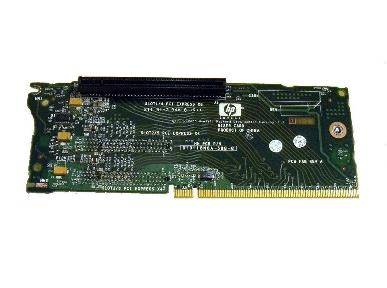 HP Integrity rx2800 Riser Boards