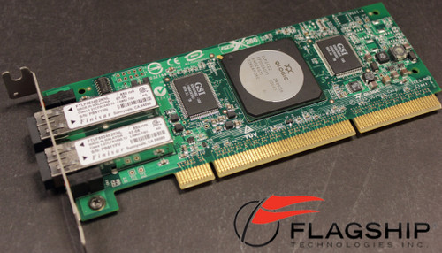 Sun 375-3294 SG-XPCI2FC-QF4 PCI-X Dual 4Gb Fiber Channel Host Bus Adapter