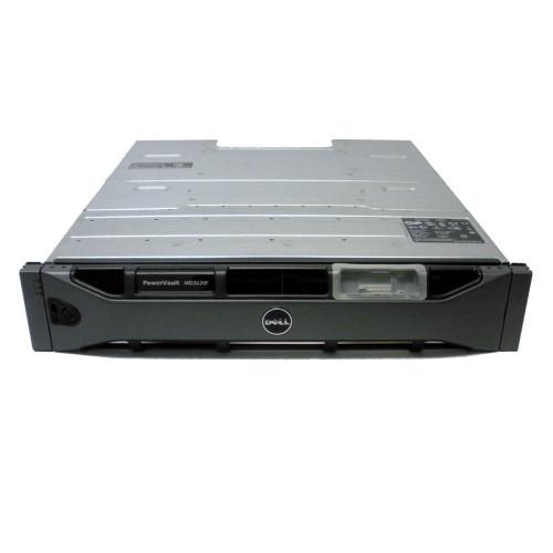 Dell PowerVault MD3620f Fibre Channel 24X2.5 Storage Array via Flagship Tech