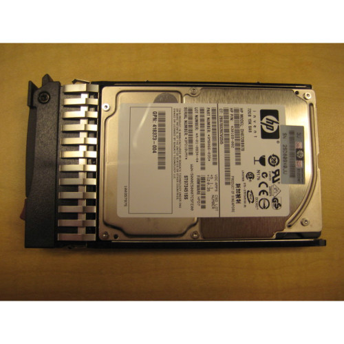 HP 418371-B21 72GB 15K RPM SAS 2.5IN DP HDD