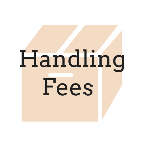 Handling Fee: Dangerous Goods Class 9 via FedEx Air (Domestic Only)
