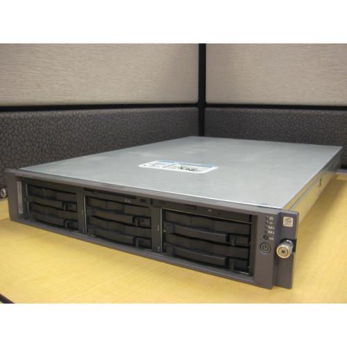 HP PROLIANT DL380 Pentium III 1.26GHz/512KB 256 MB 6x 36GB Hard Drives