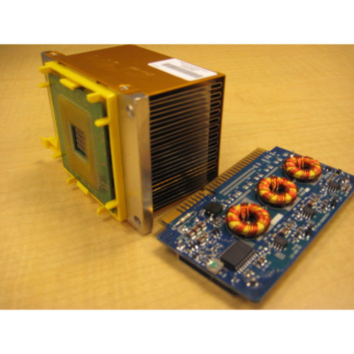 HP Compaq 249144-001 Xeon 2.4GHZ ML530 G2 Processor cpu heatsink vrm via Flagship Tech