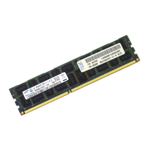 IBM 46C7452 46C7448 43X5055 46C7444 IBM 4GB 1X4GB PC3-8500R MEMORY