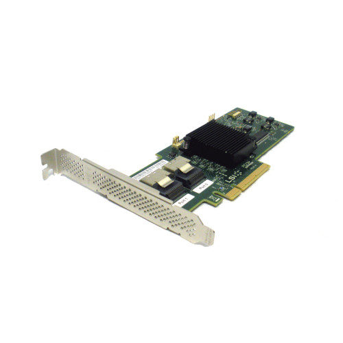 IBM 68y7366 M1015 8 Channel PCI-E X8 SAS/SATA Raid Controller No Bracket via Flagship Tech