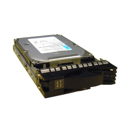 IBM 10N7230 73GB 15K SAS Hard Drive Disk 42R4233 3646-91xx via Flagship Tech