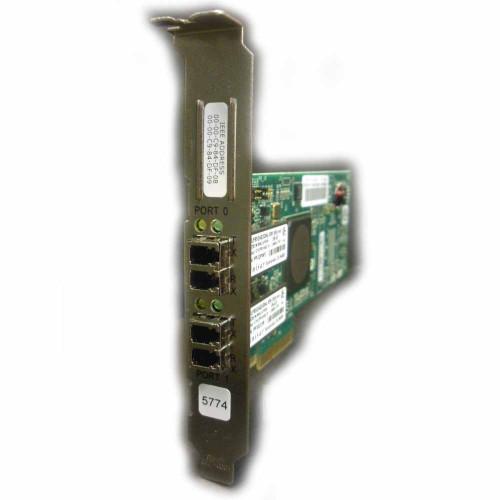 IBM 10N7255  PCIe 4Gb Dual Port Fibre Channel Adapter