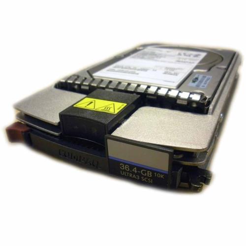 HP Compaq 176496-B22 177986-001 36GB 10K Ultra3 SCSI Hard Drive