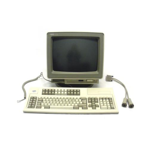 IBM 3477-FCX Color Twinax Terminal Complete via Flagship Tech