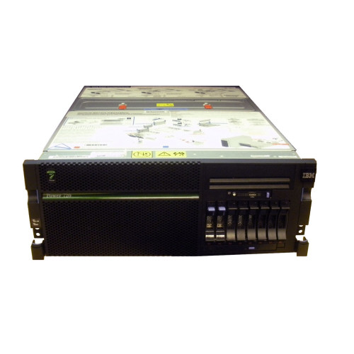 IBM 8202-E4B 8351 Power7 720 Express 30X OS400 Users V6R1 via Flagship Tech