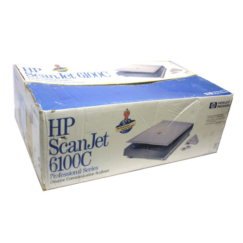 HP 6100C ScanJet Printer Parts via Flagship Tech