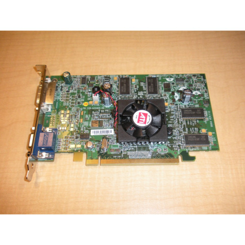 Dell ATI FireGL V3100 128MB PCI Express DVI VGA Graphics Card M4177