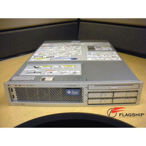 SUN V245 2x 1.5Ghz 8GB RAM 2X 146GB 10K SAS Disk via Flagship Tech