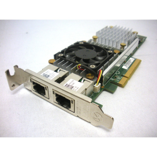 Dell HN10N Broadcom 57810S 10Gb Dual Port Ethernet Adapter Card