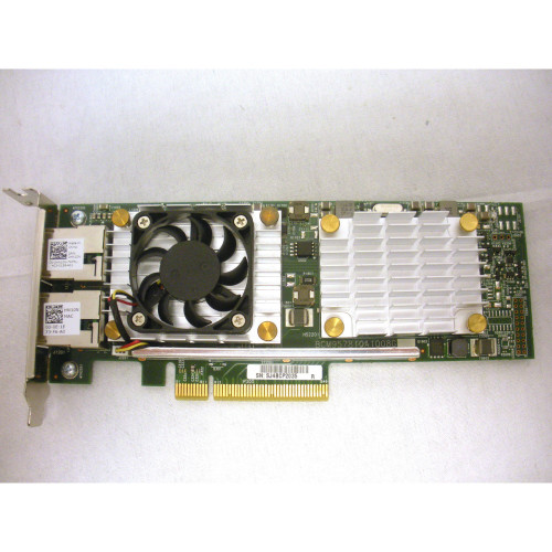 Dell HN10N Broadcom 57810S 10Gb Dual Port Ethernet Adapter Card