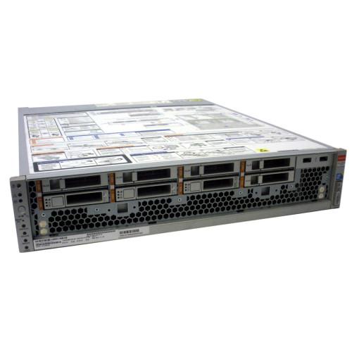 Sun ZS3-2 Oracle ZFS Storage 2x 8-Core 2.1Ghz 256GB RAM 4X 900GB via Flagship Tech