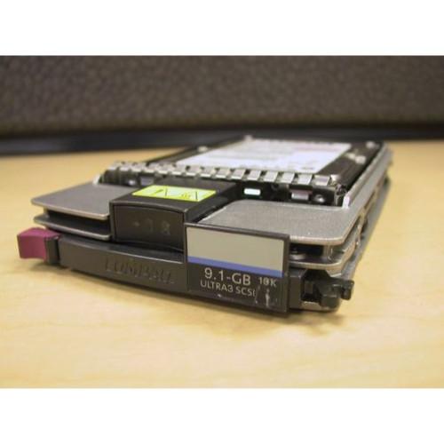 HP Compaq 180726-001 9.1GB 10K Ultra320 Hard Drive