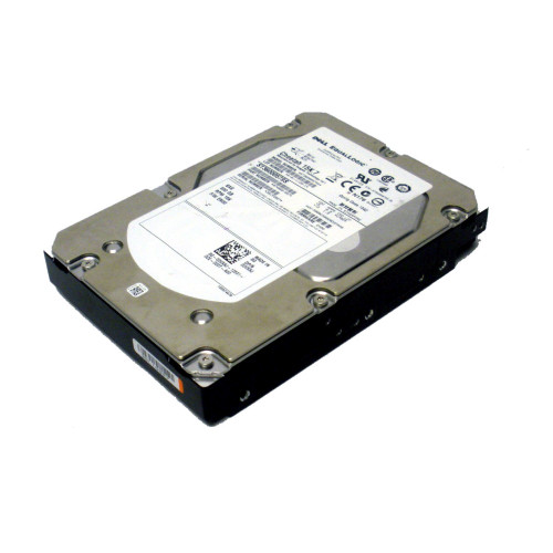 Dell BR4T4 EqualLogic 600GB 15K 6Gbps 3.5in SAS Internal Hard Drive w/Tray via Flagship Tech