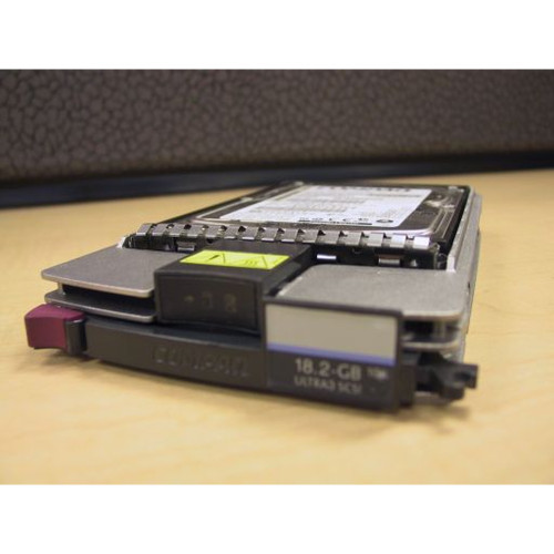HP Compaq 180726-002 18GB 10K Ultra320 Hard Drive