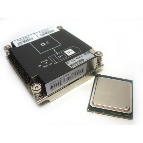 HP 718358-B21 730238-001 Xeon E5-2650v2 2.6GHz 8-Core Processor Kit BL460c Gen8 via Flagship Tech