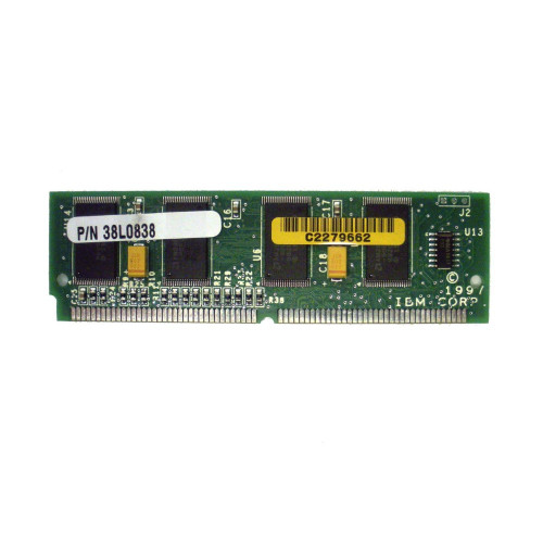 IBM 38L0838 43xx Simm IPDS Memory via Flagship Tech