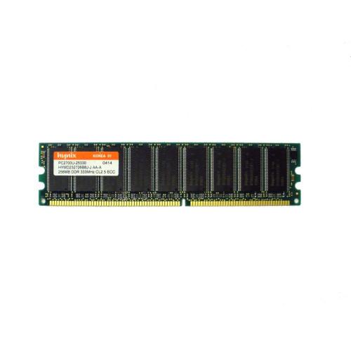 DELL U3420 256MB PC2700U 333Mhz DDR DIMM Memory via Flagship Tech