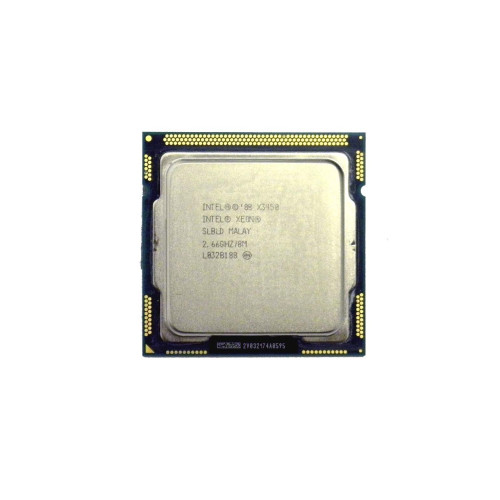 DELL SLBLD 2.66GHZ-8MB 4.8GT Intel X3450 CPU via Flagship Tech