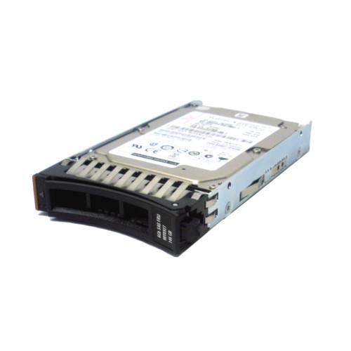 IBM 90Y8927 146GB 15K 6GB 2.5in SFF G2HS SAS Hard Drive via Flagship Tech