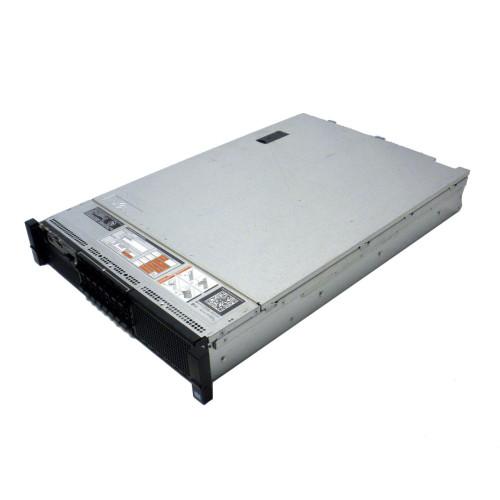 Dell R720 Server 2X E5-2667 V3 3 2Ghz QC 128GB 4x 600GB 10K SAS 6G 2X P/S  H310