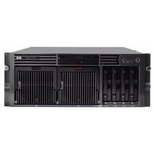 HP Compaq 201085-001 DL580 G2 Server 4x CPU 4GB RAM Rails