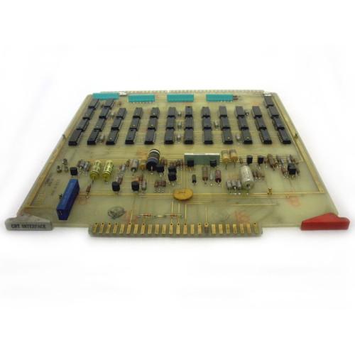 HP 12880-60001 Keyboard-Display Terminal Interface CRT Card HP1000