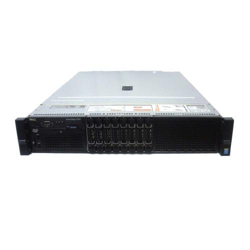 Dell PE R730 Server 2X E5-2630V3 16c 2.4Ghz 128RAM IDRAC 8 Bay 2.5 2x 600GB DPS