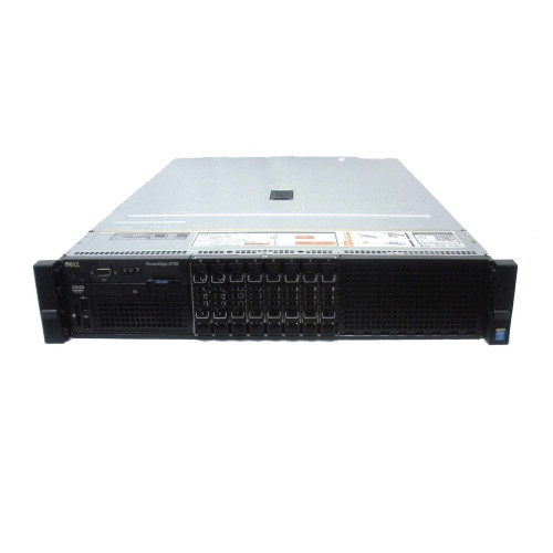 Dell PowerEdge R730 Server 2x E5-2630V3 16-Core total 2.4Ghz IDRACT ENT 256GB RAM H730 PERC, 8X 2.5in 6X 300GB DPS