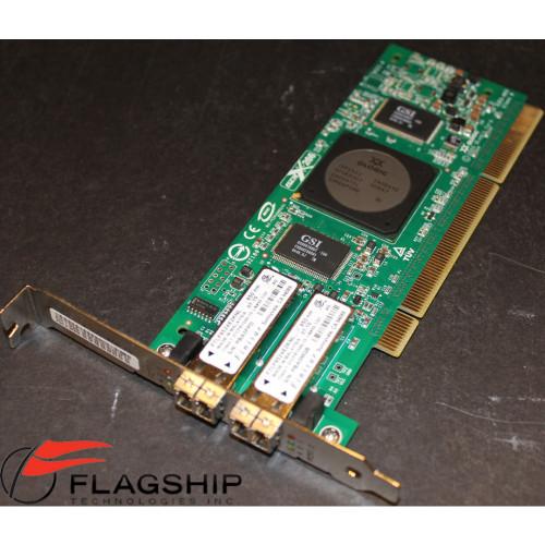 HP AB379A / AB379-60001 PCI-X Dual Port 4GB FC Host Bus Adapter