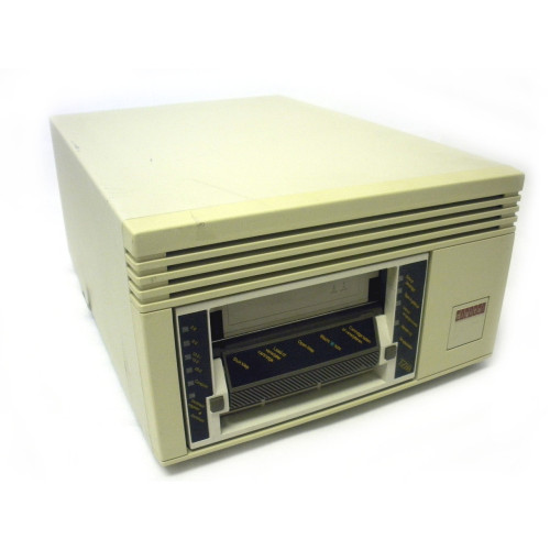 DEC Digital SWXTL-CT TZ88 20/40GB DLT Single Ended SCSI External Tape Drive