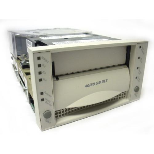 HP 154871-002 DLT8000 40/80GB LVD SCSI Internal Tape Drive