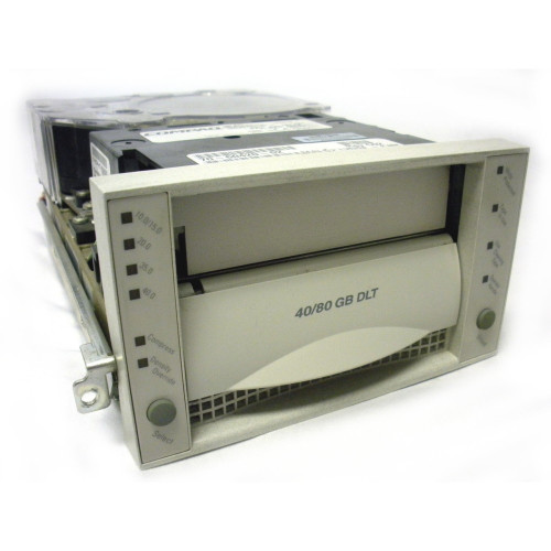 HP 154871-001 DLT8000 40/80GB LVD SCSI Internal Tape Drive