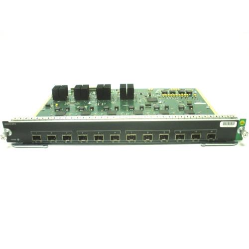 Cisco WS-X4712-SFP+E 12-Port 10GbE SFP Module Catalyst 4500E Series