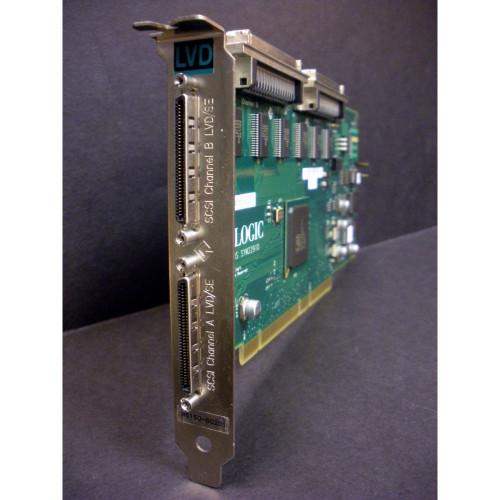 HP A5150A A5150-60101 A5150-60201 Dual Port LVD PCI SCSI Adapter (2-Ext 2-INT) via Flagship Tech