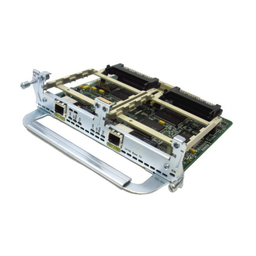 CISCO 2FE2W-V2 2-Port Fast Ethernet WAN Module via Flagship Tech