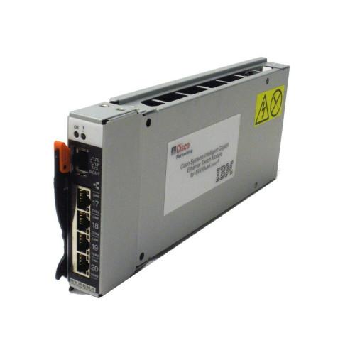IBM 32R1894 Cisco 4-Port FC Switch Module For Bladecenter