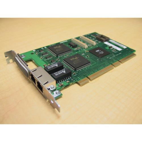 HP Compaq 338478-001 NC3131 10/100 Dual Port Nic